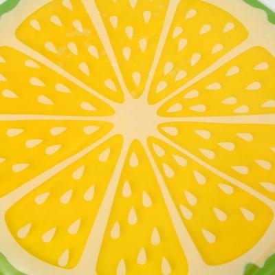 DS-G814오렌지 아이스 쿨 여름 방석 (옐로우)