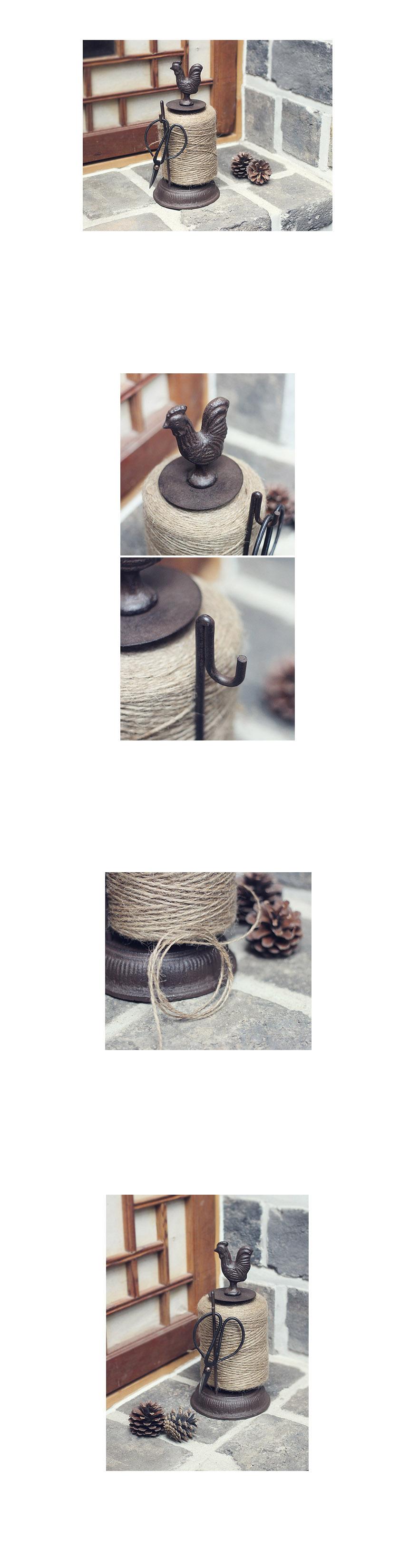DS-S697빈티지 마끈 소품 1P 카페 장식품 - 리빙톡톡, 36,000원, 장식소품, 기타 소품