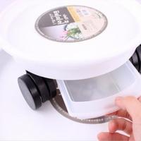 DO-105물받침 이동식 원형 바퀴 화분받침대 (9호)