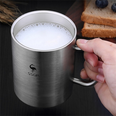 DT140이중진공 보온 보냉 올스텐 머그컵 (400ml)