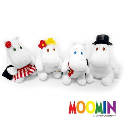 무민(moomin) 정품 봉제인형-패밀리 20cm