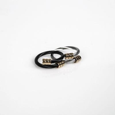 남자 반지 힙합 레이어드 패션 thread 16 ring