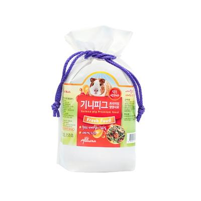 애니멀밥 기니피그사료 600g
