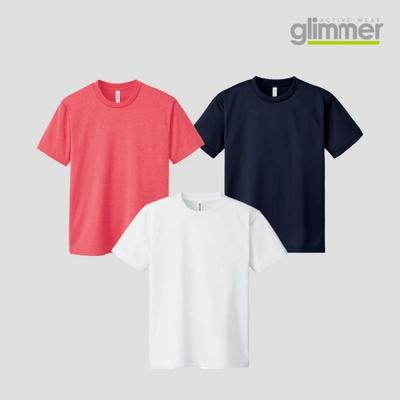 드라이 라운드 티셔츠