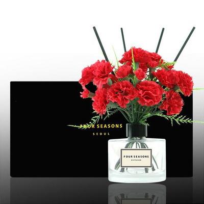 포시즌 디퓨저 블랙라벨 선물세트 200ml 카네이션 레드