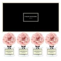 포시즌 사계절 선물세트 디퓨저 200ml 카네이션 핑크 x4