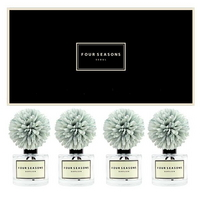 포시즌 사계절 선물세트 디퓨저 200ml 맘 스카이블루꽃 x4