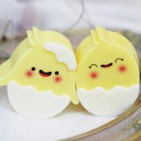 병아리 비누 부활절 비누 계란 비누