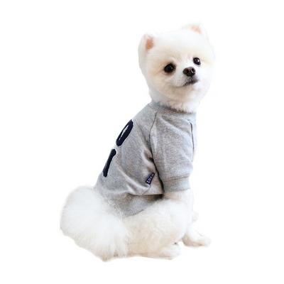 에덴숑- Initial sweat shirt-Grey(이니셜스??셔츠-그레이)