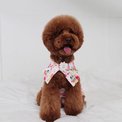 에덴숑- Animal printing dress coat(애니멀 프린팅 드레스 코트)