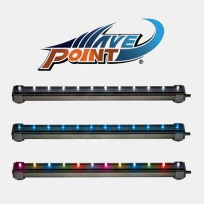 웨이브포인트 LED 수중등 12인치(31cm) (무지개)