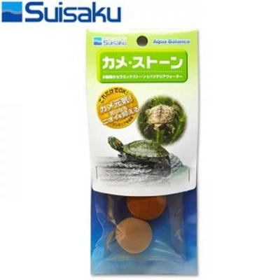 수이사쿠 터틀스톤(pH안정/암모니아흡착/미네랄공급/박테리아)