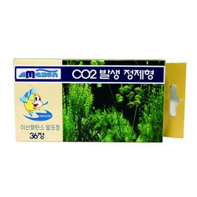 아마존 CO2 타블렛(36정)