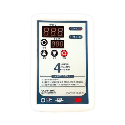 냉각/히터 온도조절기 OKE-6428HC