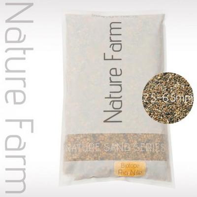 네이처 샌드 비오톱 리오 나일 2kg (2.5~6.5mm)