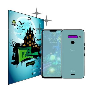LG V50 씽큐 올레포빅 보호필름 액정2매+후면2매+카메라 렌즈1매