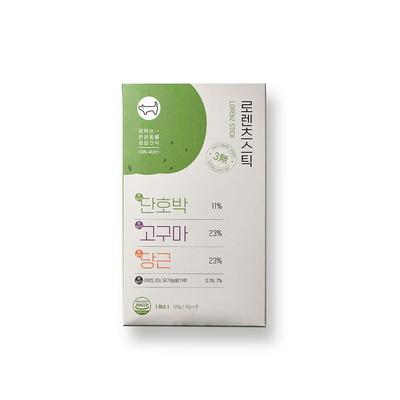 로렌츠스틱 채소 120g (15g x 8ea)