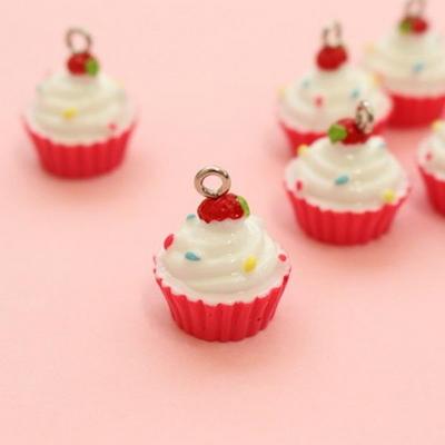 딸기 컵케이크1p