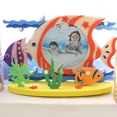 EVA 물고기액자 1set