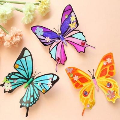 나비자석만들기10set