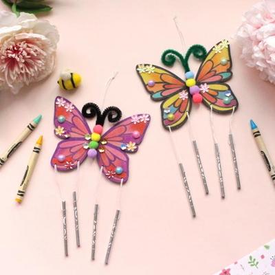 나비 풍경 5set