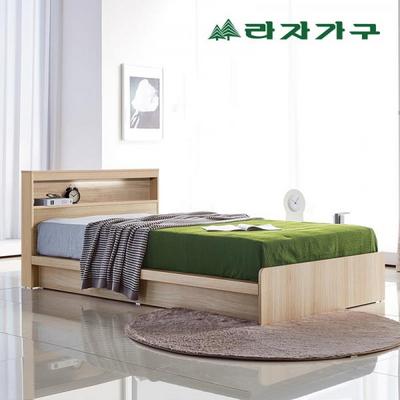 리하 통마루 LED조명 침대 슈퍼싱글SS