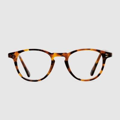 HUBER lava 안경 수제 하우스브랜드 고급 가벼운