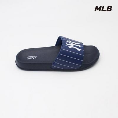 MLB 슬리퍼 뉴욕 양키스 스트라이프(네이비 NAVY)