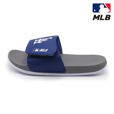MLB 슬리퍼 LA 다저스 투톤 벨크로 (블루 BLUE)