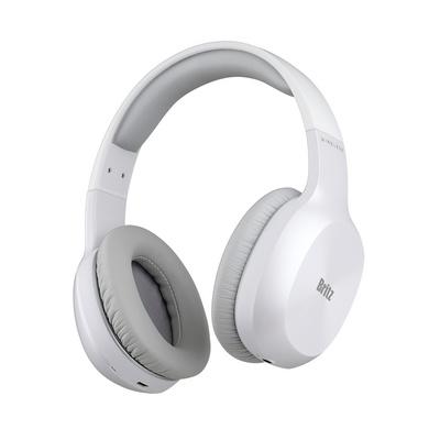 브리츠 블루투스 헤드폰 W800BT Q PLUS / 화이트 White
