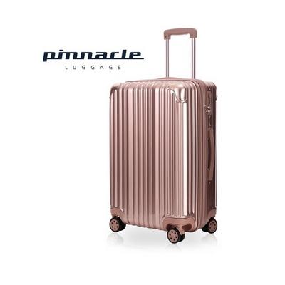 피나클 여행용가방 확장형 24인치 화물용 실버