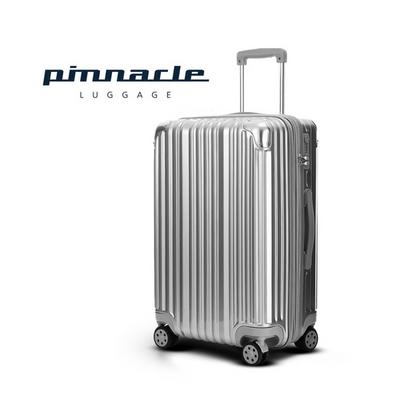 피나클 여행용가방 확장형 20+24인치세트 실버