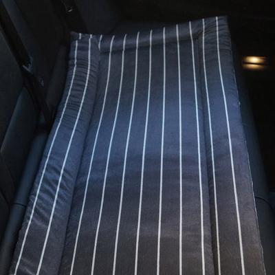 극세사자동차방석 3단 뒷좌석용