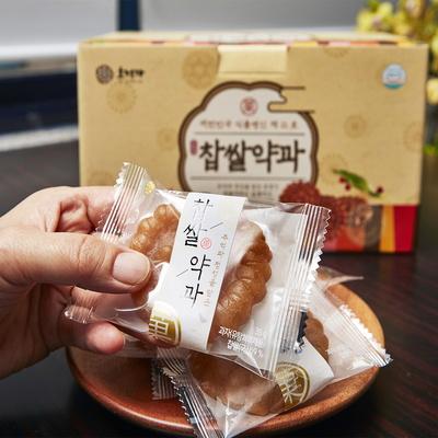 호정가 찹쌀약과 1박스(3kg 80입)/ 창평한과 식품명인