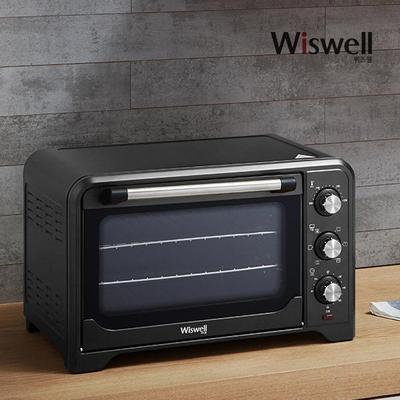 위즈웰 WO1028 클레버오븐 28L