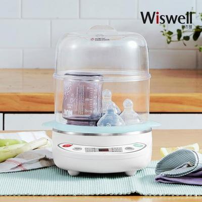 위즈웰 디지털 에그스팀 WH3214