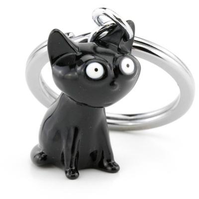 트로이카 FELIX 고양이 키홀더 블랙 KR16-22BK