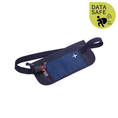 TROIKA 여행용 안전 복대 파우치 다크블루 (BLB20DB)