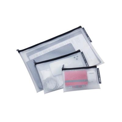 ZIPPER BAGS 다용도 지퍼백 세트 (TRV30BK)